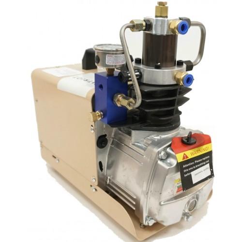 Компрессор 1,8 кВт производительностью 50 л/мин с водяным охлаждением