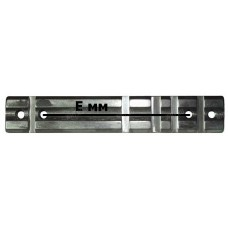 Единая база Picatinny/Weaver MAK Steyr SBS Classic 20 MOA, E=76 мм