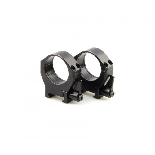 Быстросъемные кольца Luman Precision на Weaver 34 мм (средние)