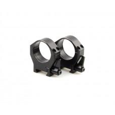 Быстросъемные кольца Luman Precision на Weaver 34 мм (высокие)