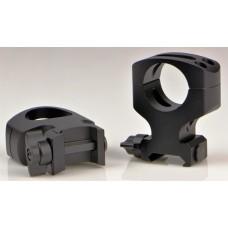Кольца Warne Weaver 25,4 мм QD MSR A404LM Tactical