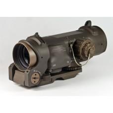 Оптический прицел Elcan SpecterDR 1-4x, сетка 7.62 (braun)