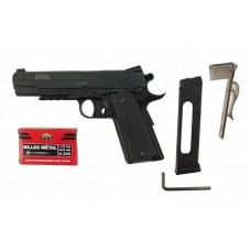 Пневматический пистолет CyberGun Swiss Arms 1911