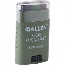 Грим маскировочный Allen три цвета в стике
