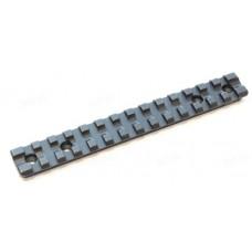 Единая база Picatinny Contessa Steyr SBS, E=87.5 мм, 0 MOA