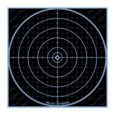 Мишени Accu-Blue Splatter Targets, размер 305х305 мм от Do-All (упаковка 5 шт.)