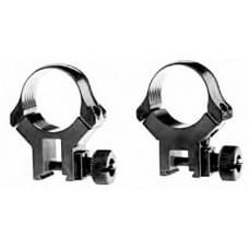 Небыстросъемные кольца Recknagel D30 мм на 11мм, высота 20мм