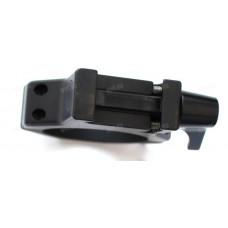 Быстросъемные стальные кольца Contessa на базу Picatinny, 36 мм, BH=12 мм