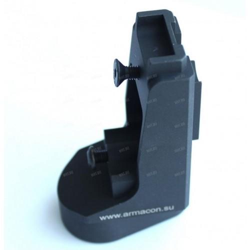 """Адаптер Armacon для установки телескопического приклада на СВД/Тигр """"Монолит-4"""" (нескладной приклад)"""