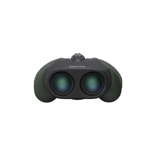 Бинокль Pentax UP 8-16x21 UCF Zoom II green