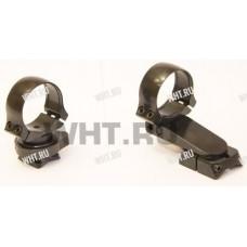 Быстросъемный поворотный кронштейн Henneberger, Sabatti Rover, кольца 30 мм, BH=17 мм, KR=29 мм