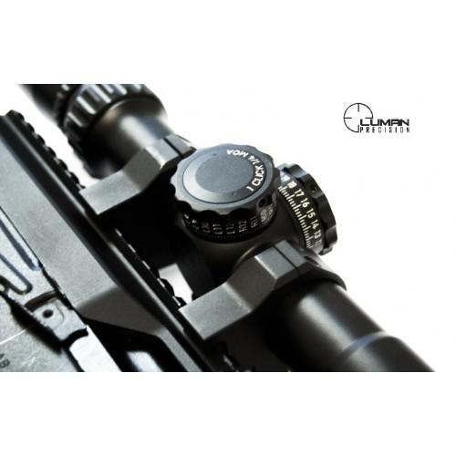 Быстросъемные кольца Luman Precision на Weaver 30 мм (средние)