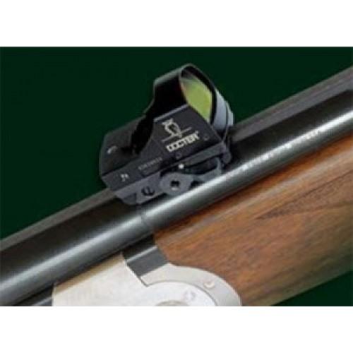 Быстросъемный кронштейн MAKnetic® DocterSight на вентилируемую планку ружья шириной 14 мм