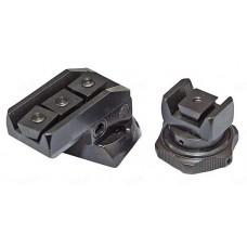 Быстросъемный поворотный кронштейн Suhl, Heym SR21/30, шина Zeiss, BH=18 мм, KR=0 мм