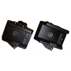 Быстросъемные кольца Innomount 25,4 мм на Weaver/Picatinny
