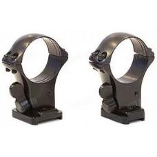 Быстросъемные кольца MAK 30 мм с базами на Sauer 80/90/92