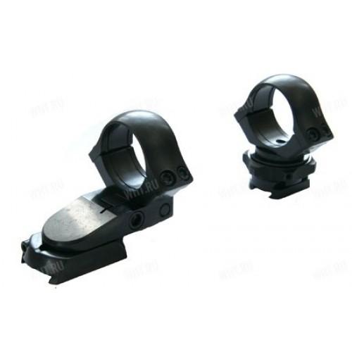 Быстросъемный поворотный кронштейн Suhl, Sako 75/85, кольца 26 мм, BH=17 мм, KR=33 мм