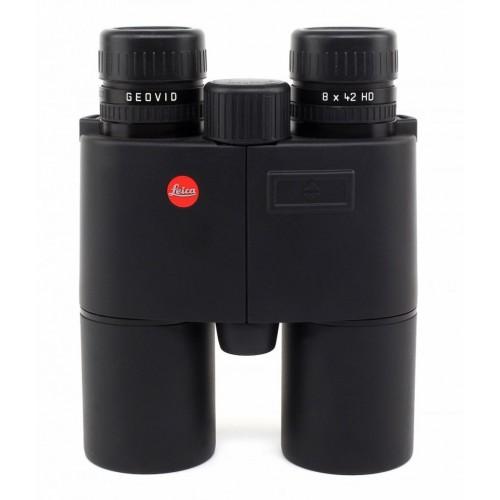 Бинокль с дальномером Leica Geovid 8x42 HD-M