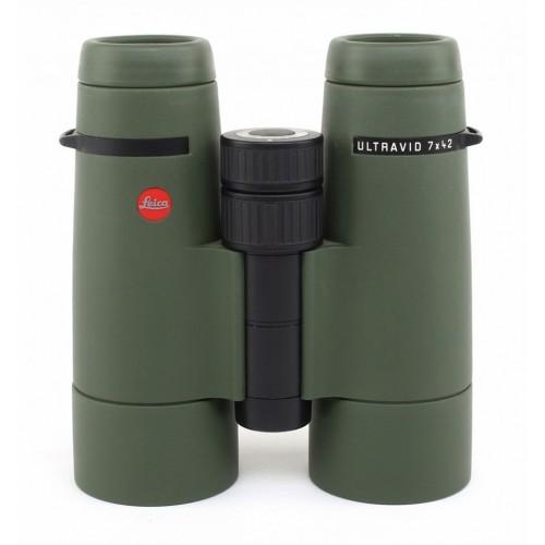 Бинокль Leica Ultravid 7x42 BR зеленый