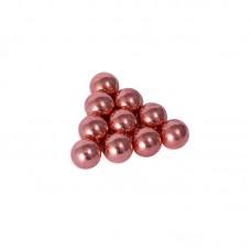 Шарики для пневматики омедненные STALKER, диаметр 4,5 мм