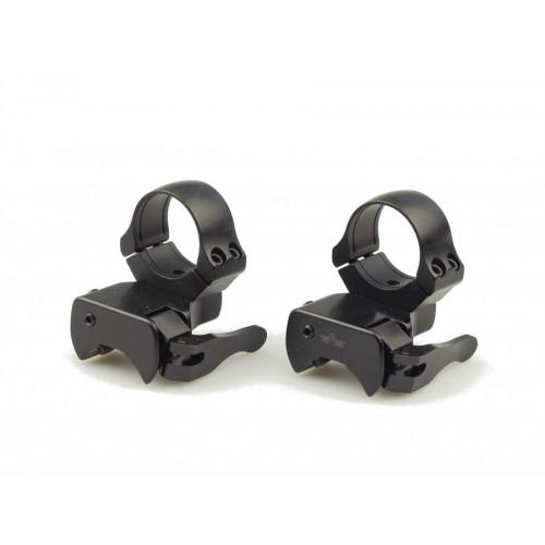 Быстросъемные раздельные кольца Apel EAW на Blaser 26 мм