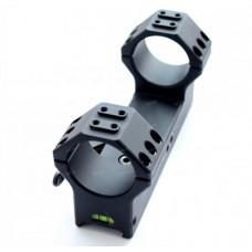 Быстросъемный моноблок Contessa Tactical, кольца 30 мм, BH = 19 мм, на Picatinny, 0 MOA