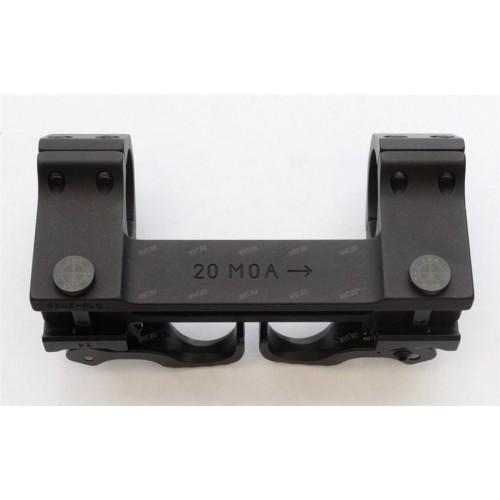 Быстросъемный кронштейн Recknagel EraTac на Weaver/Picatinny 30 мм, Bh=15 мм, 20 MOA