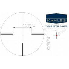 Оптический прицел Kahles Helia 5  2,4-12x56 (4-Dot)
