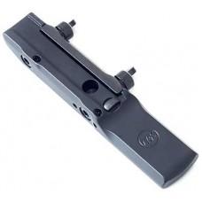 Быстросъемный кронштейн МАК для установки прицела Docter Sight на призму 12 мм
