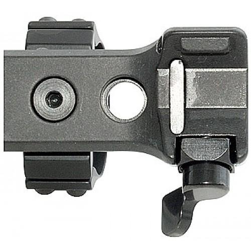 Быстросъемный кронштейн MAK на Merkel KR1, Fabarm Asper кольца 26 мм
