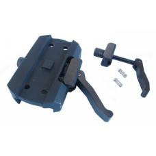 Фиксатор-кронштейн Aimpoint для получения быстросъемного кронштейна QD для коллиматоров Micro