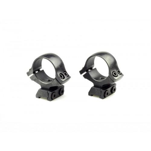 Быстросъемные кольца раздельные Kozap CZ527 Alfa (No.61) BH19.8