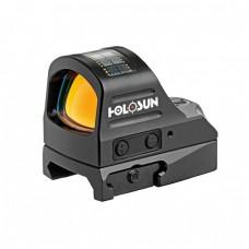 Коллиматорный прицел Holosun OpenReflex micro открытый, солн.бат.