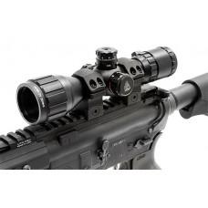 Кольца Leapers UTG PRO 26 мм на Weaver (высокие)