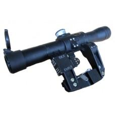 Оптический прицел ПОСП 4х24W (1,8/1000 Weaver)
