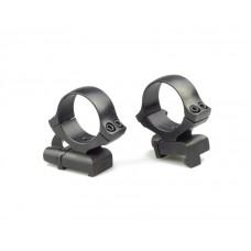 Быстросъемные кольца раздельные Kozap CZ550 Alfa на 26 мм (No.61) BH17.8