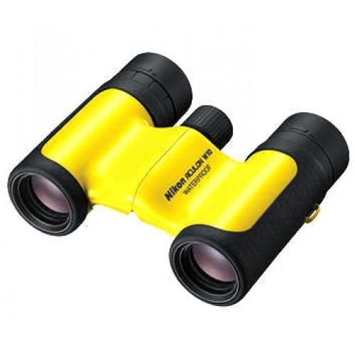 Бинокль Nikon Aculon W10 8x21 yellow