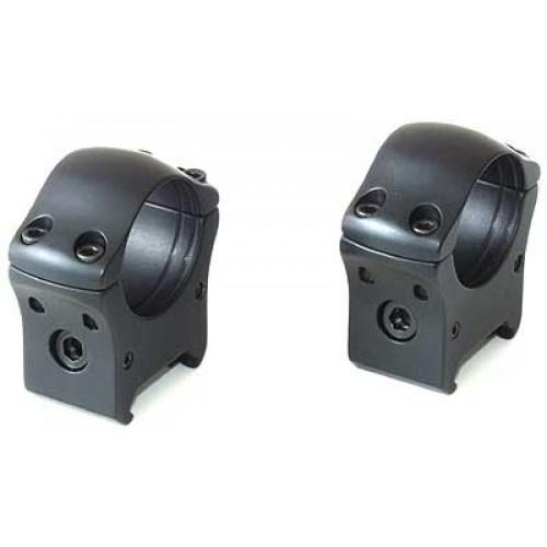Быстросъемные кольца MAK 30 мм на Weaver (высокие)