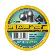 Пульки STALKER Pike, калибр 4,5мм. 0,7 г.