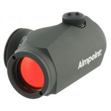Коллиматорный прицел Aimpoint Micro H-1 без крепления (2MOA)