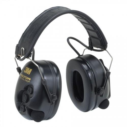 Активные наушники 3M Peltor Pro Tactical II (black)