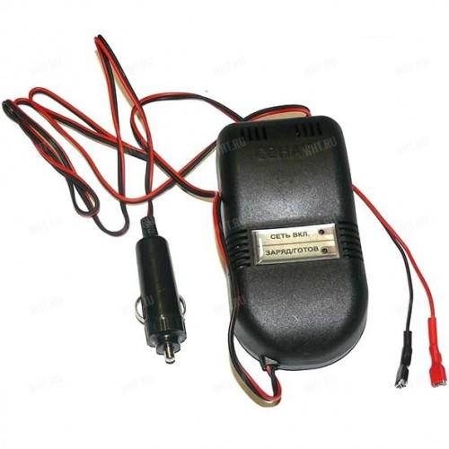 Автомобильное зарядное устройство Сонар Мини, для свинцовых аккумуляторов 12 В, 0.7-15 А/ч