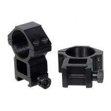 Кольца Leapers AccuShot 30 мм на Weaver (высокие)