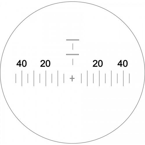 Бинокль КОМЗ БПЦс 12x45 (сетка, рубиновое покрытие линз)