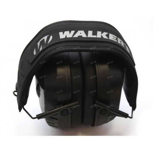 Активные наушники Walkers Ultimate Power Muff Quad, 4 микрофона, независимый эквалайзер