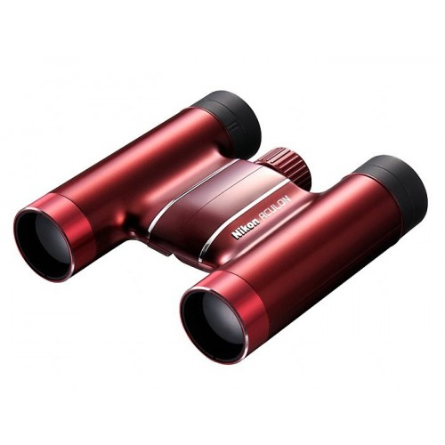 Бинокль Nikon Aculon T51 8x24 red