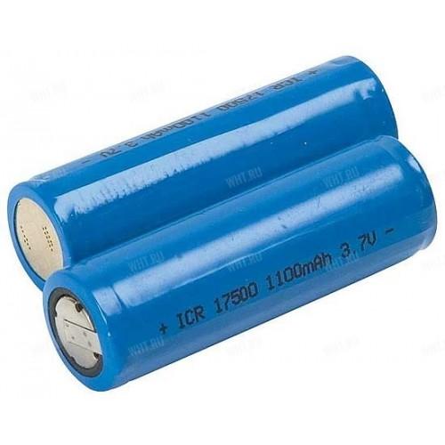 Аккумулятор литиевый 17500, 3,7 V