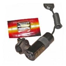 Лазерный целеуказатель ЭСТ ЛЦУ-ОМ-3-5 (Сайга Тактика, Benelli M4 22-26 мм)
