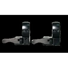 Быстросъемные раздельные кольца Apel EAW на Weaver 26 мм (низкие), bh=13мм