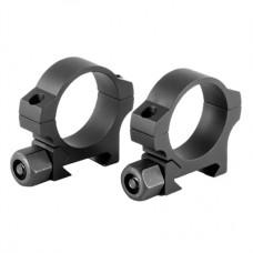 Кольца Nightforce D30 мм низкие (0.9) 2 винта